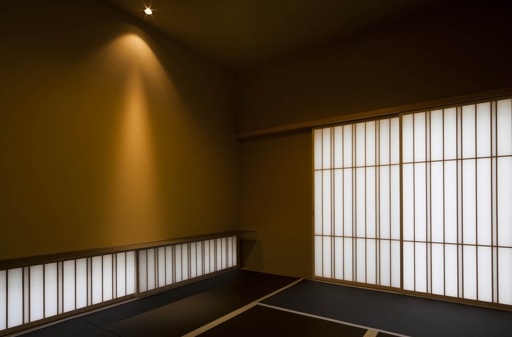 WEST VIEW: Japanese-style room
