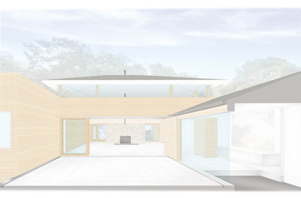FLOATING ROOF: Image drawing