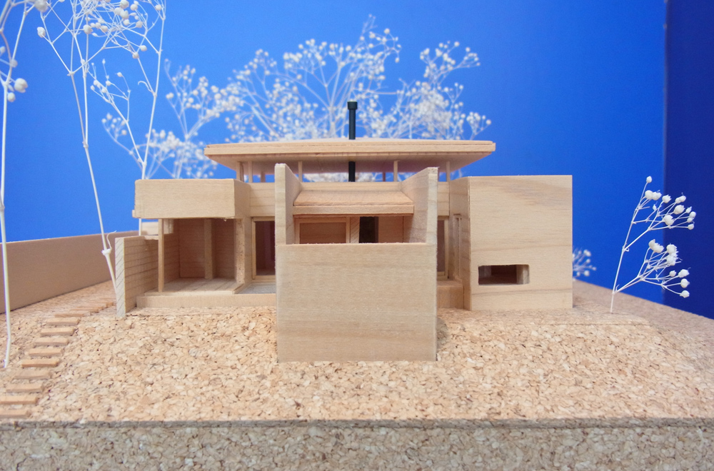 FLOATING ROOF: Construction model