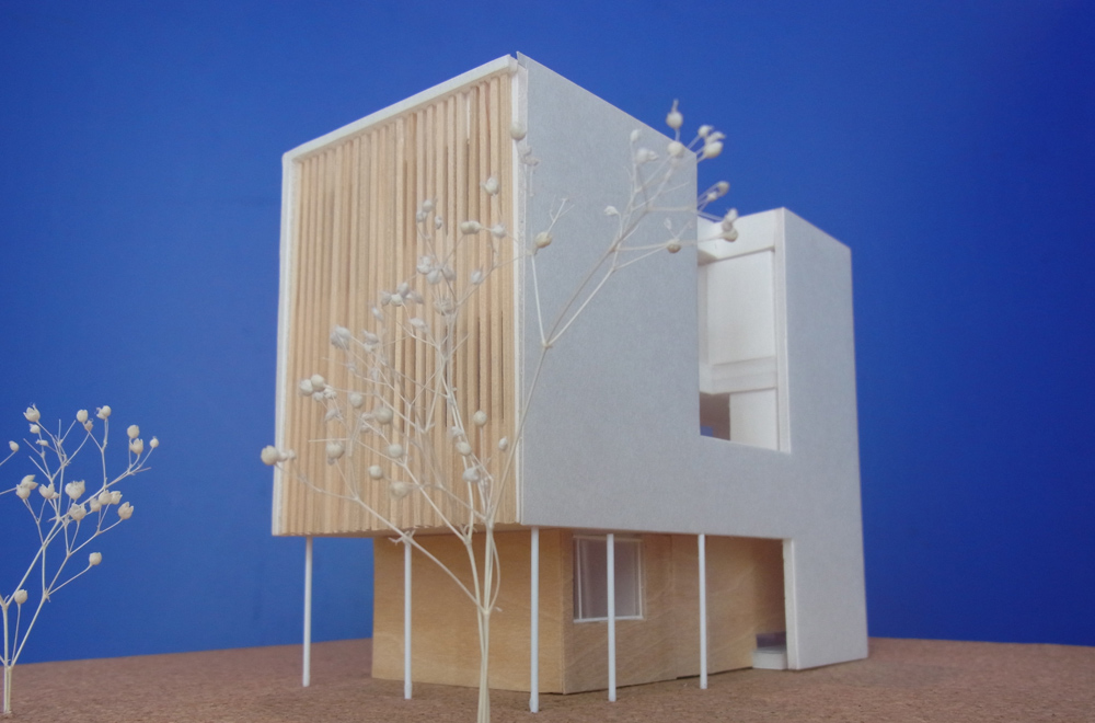Wind&LOUVER: Construction modeling