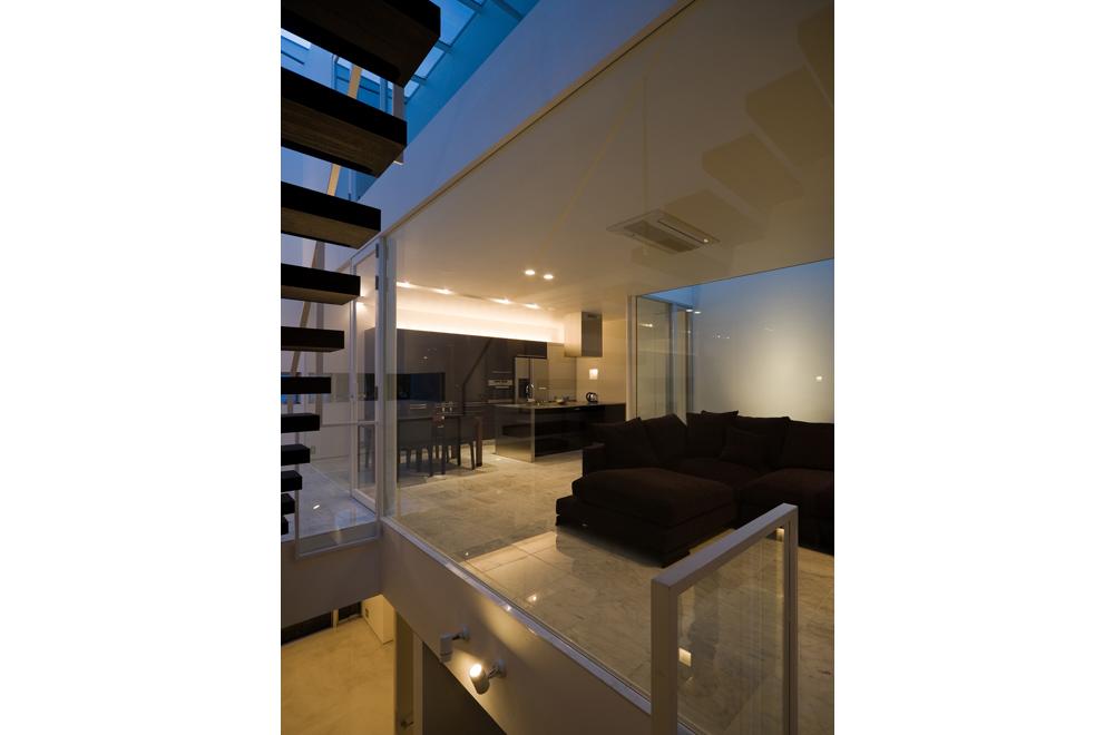 WATER GALLERY: Living room