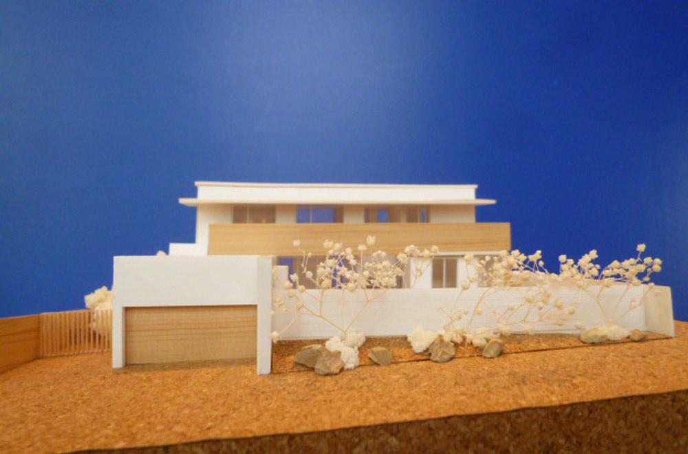 GARDEN HOUSE: Construction modeling
