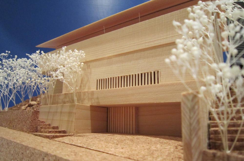 KANCHIKUSOU: Construction modeling