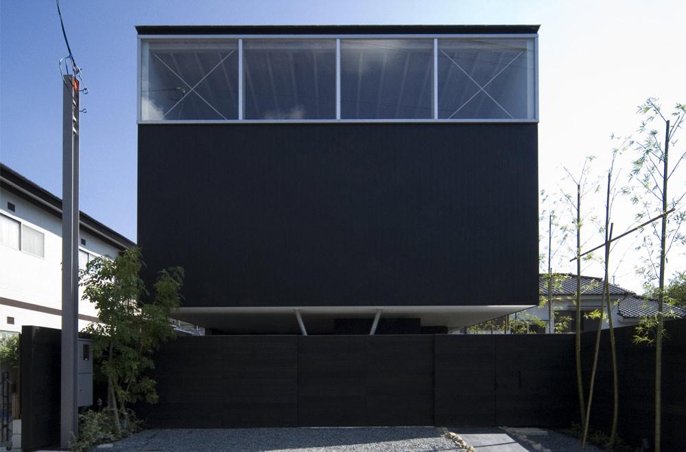 V-HOUSE: Facade