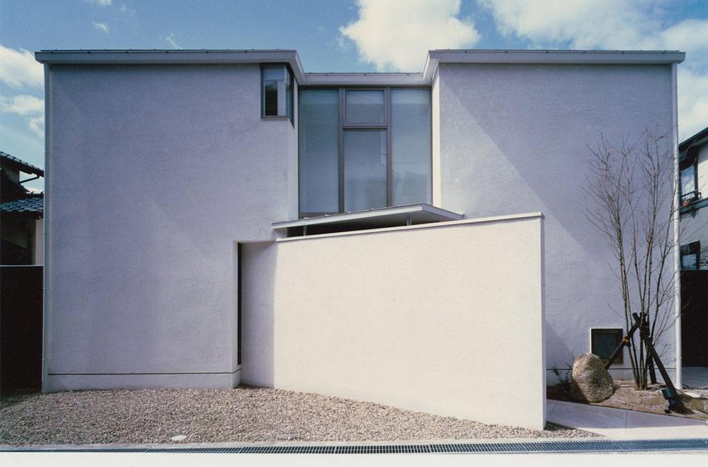 HOUSE IN NANPEIDAI: Facade