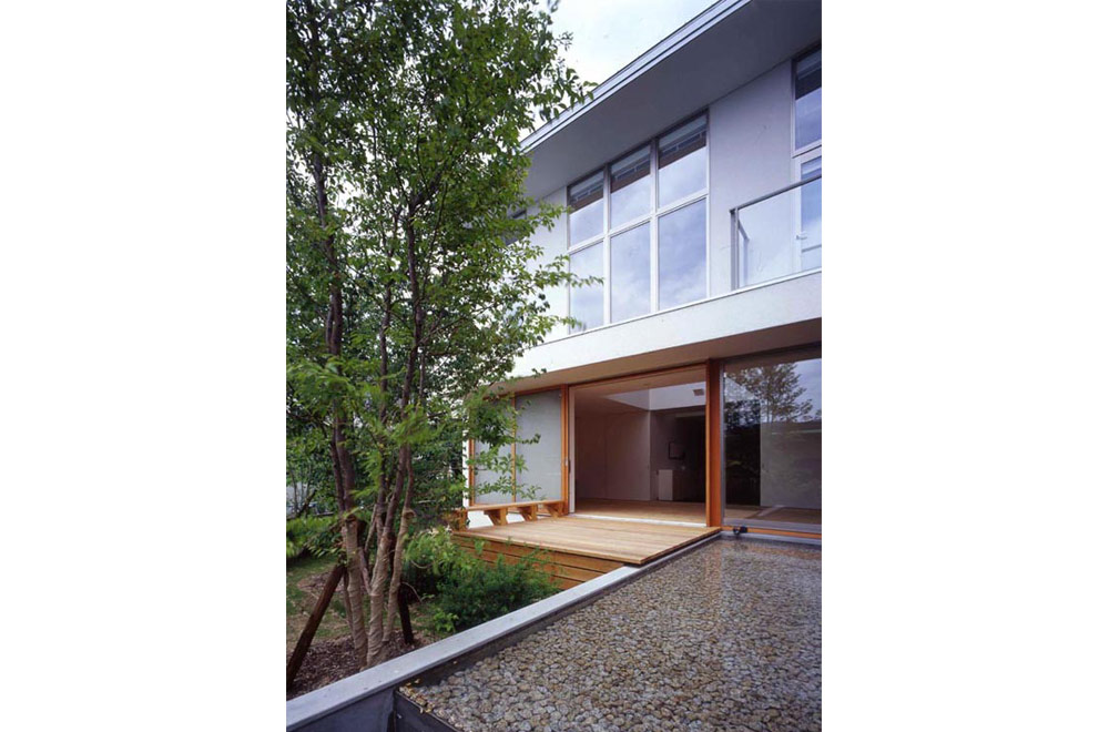 HOUSE IN TOMIGAOKA: Appearance