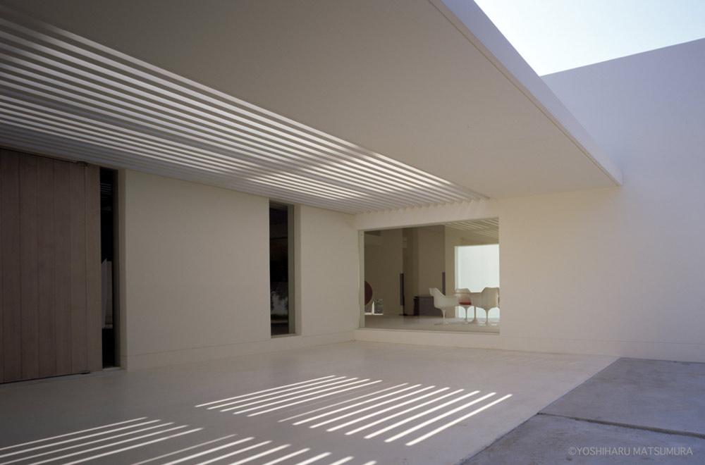 LIAISON HOUSE: Open space