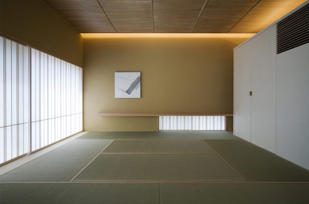 TWIN COURT HOUSE: Japanese-style room