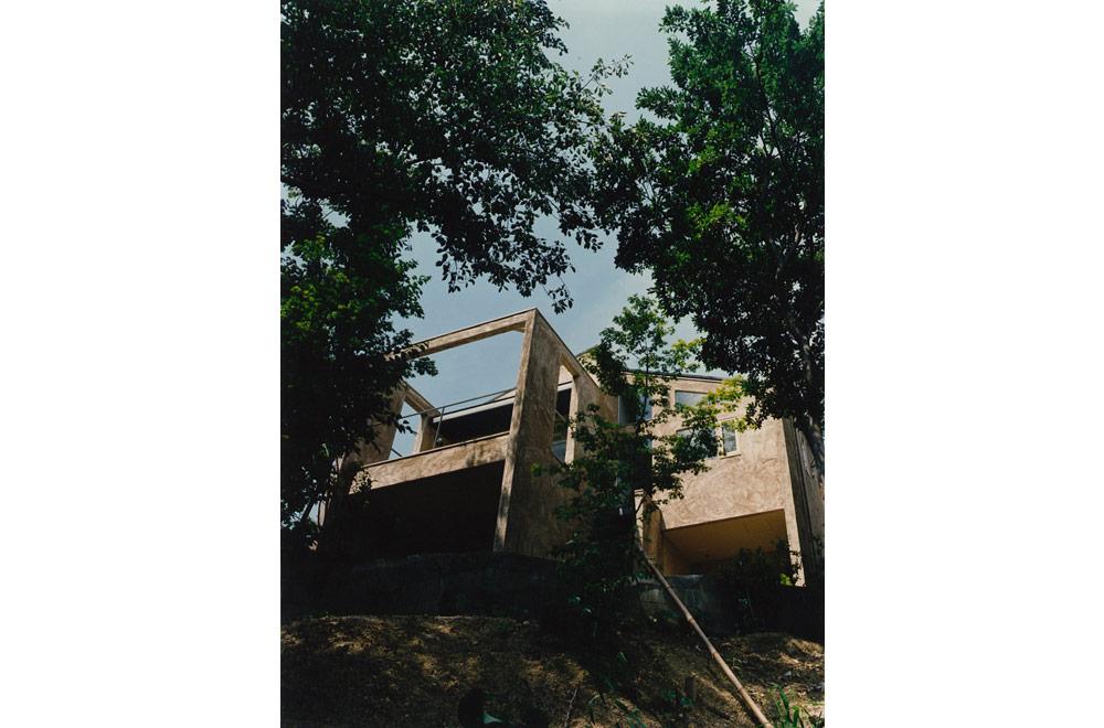 HOUSE IN SUMIYOSHIYAMATE: Appearance