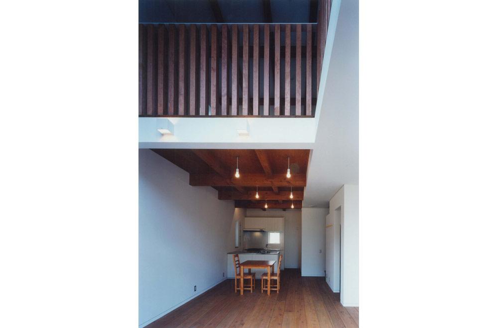 HOUSE IN MINAMI-MUKONOSOU: Living room