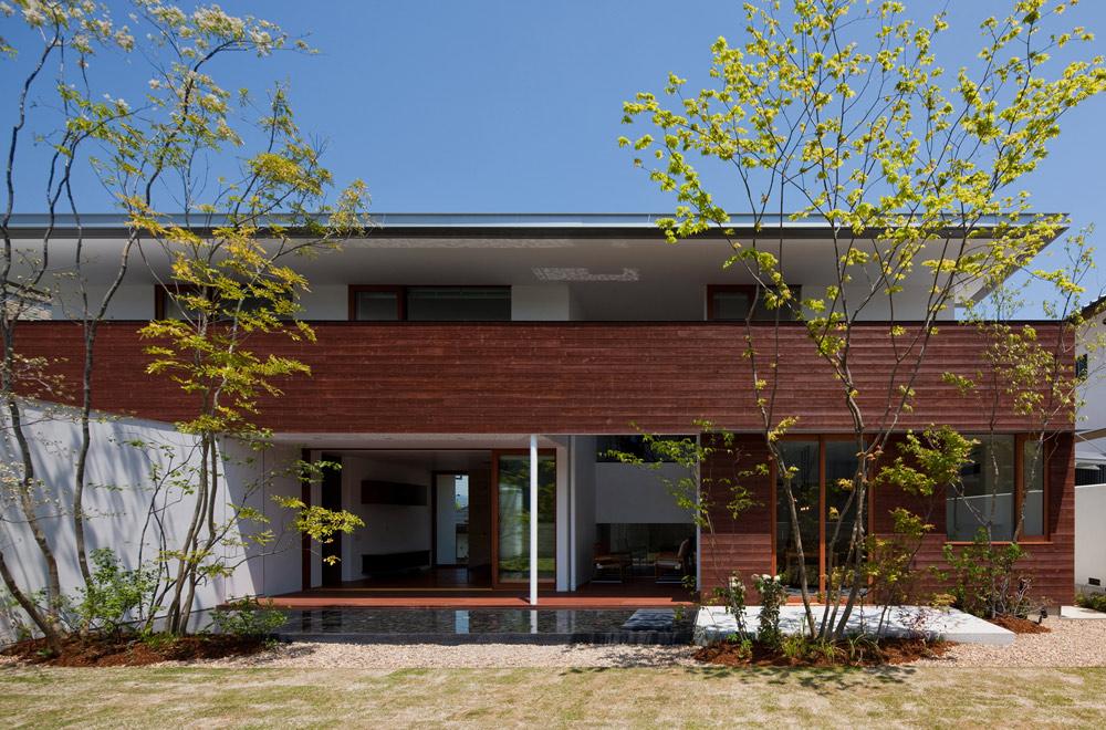GARDEN HOUSE: Facade