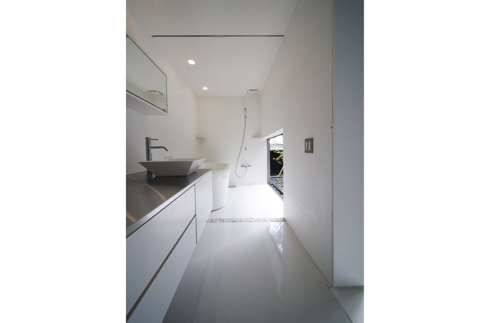 V-HOUSE: Toilet