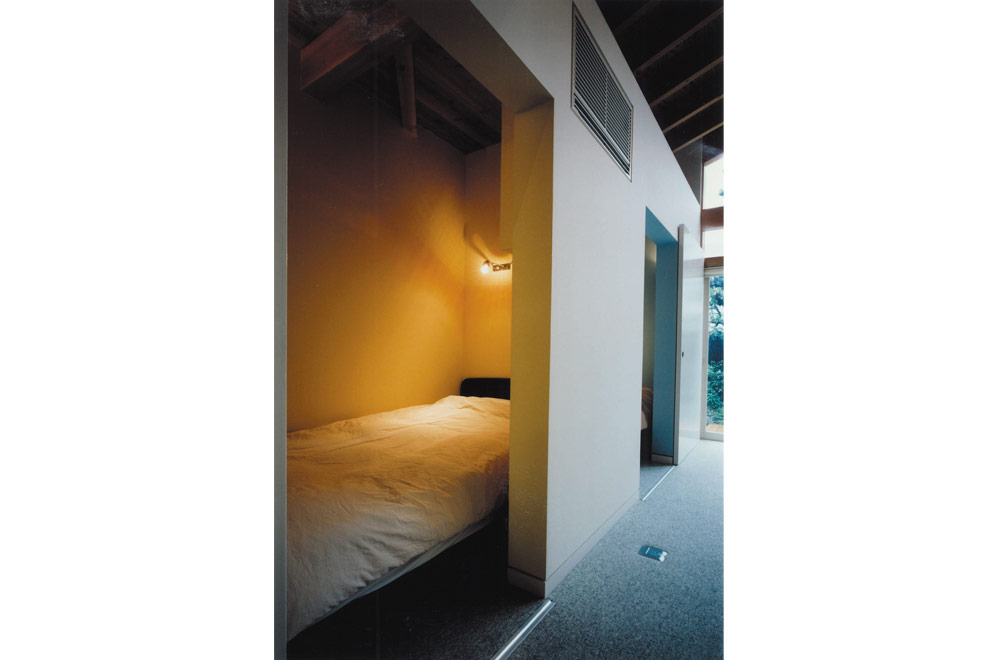 ALL IN ONE: Bedroom