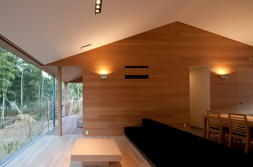 KANCHIKUSOU: Living room