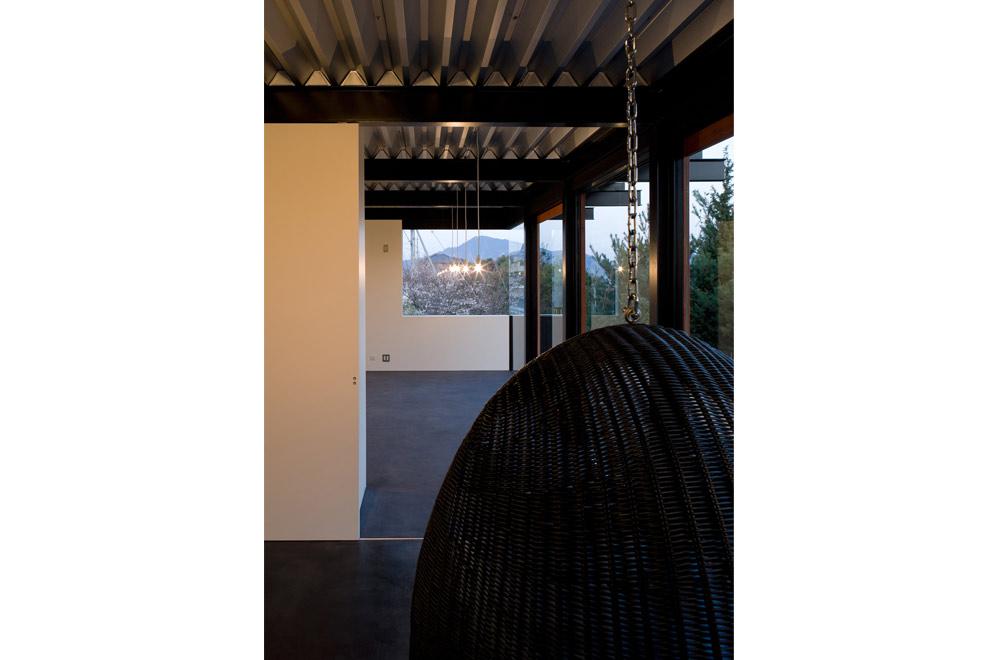 FLAT I: Living room