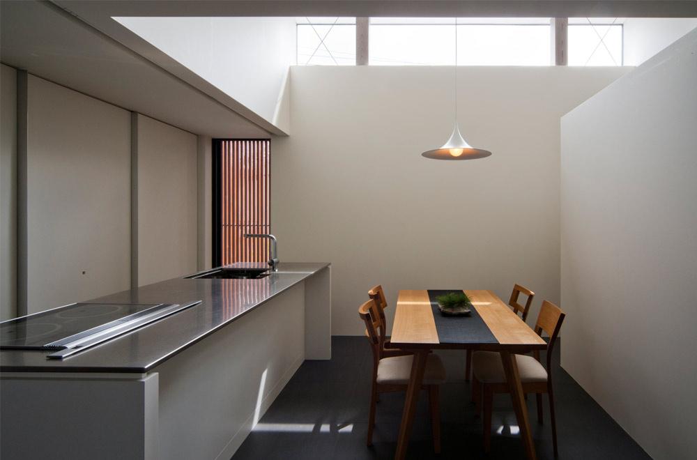 TSUNAGU: Dining kitchen