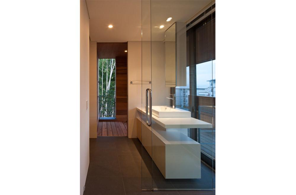 KANCHIKUSOU: Wash room