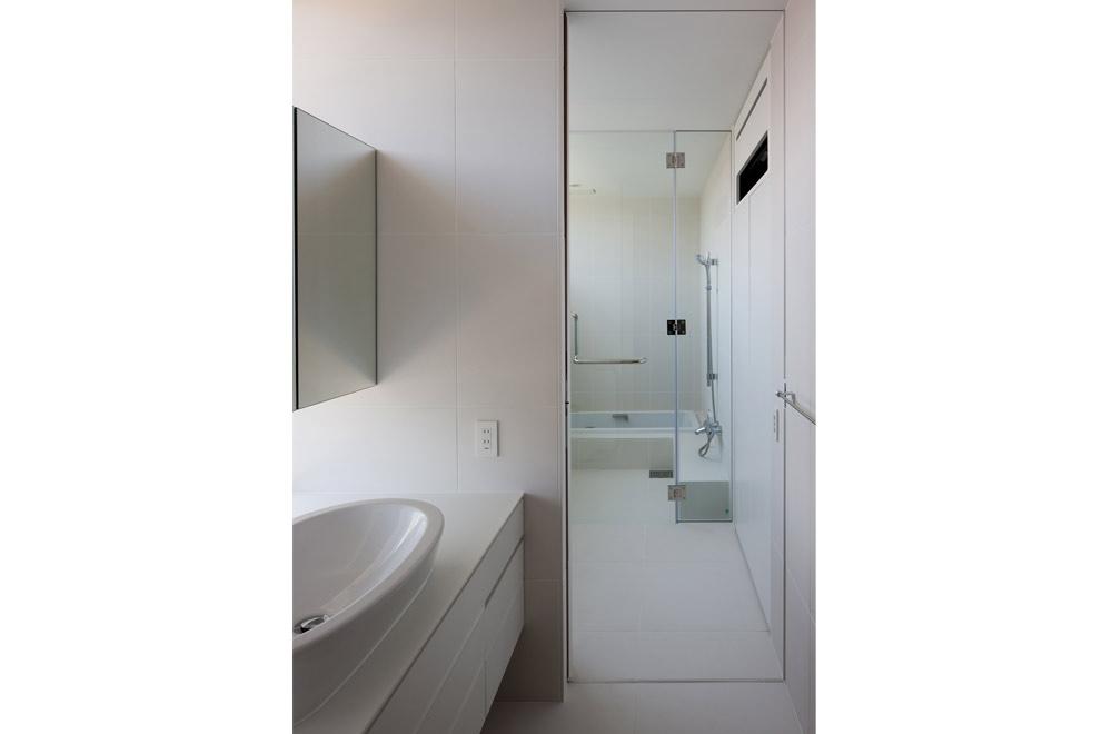 GARDEN HOUSE: Wash room