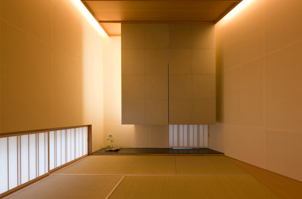 G-HOUSE: Japanese-style room