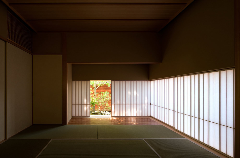 GARDEN HOUSE: Japanese-style room