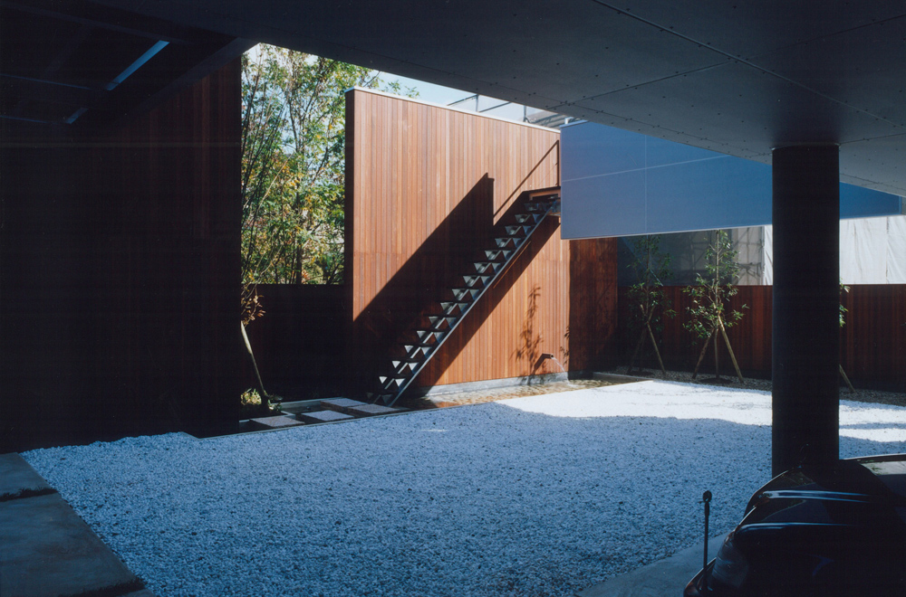 HOUSE IN TAKATSUKA: Open space