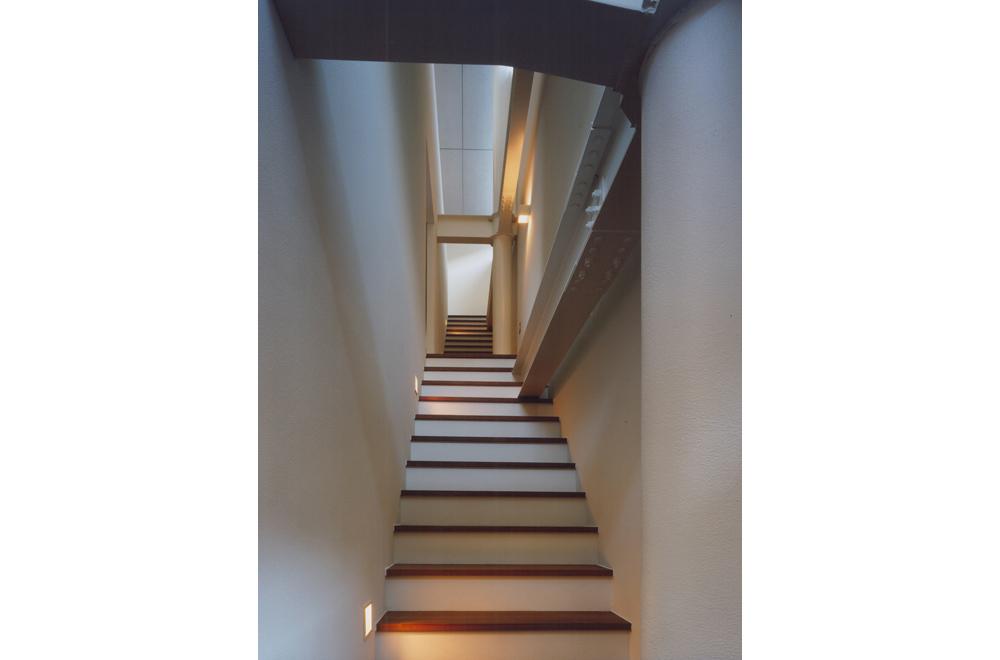 HOUSE IN TAKATSUKA: Stairs