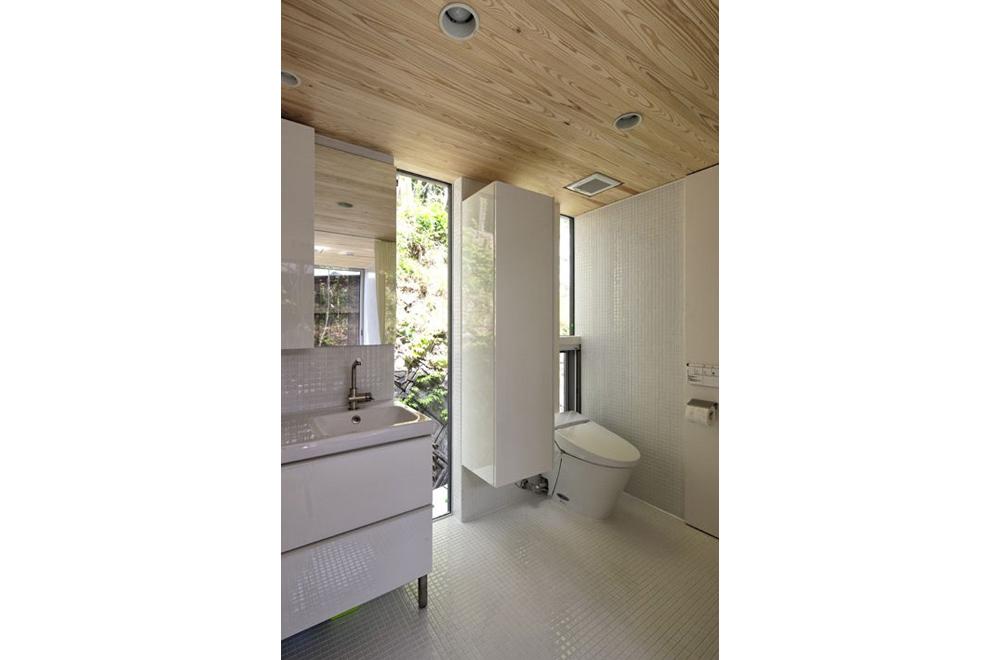 HOUSE IN HANNAN: Toilet