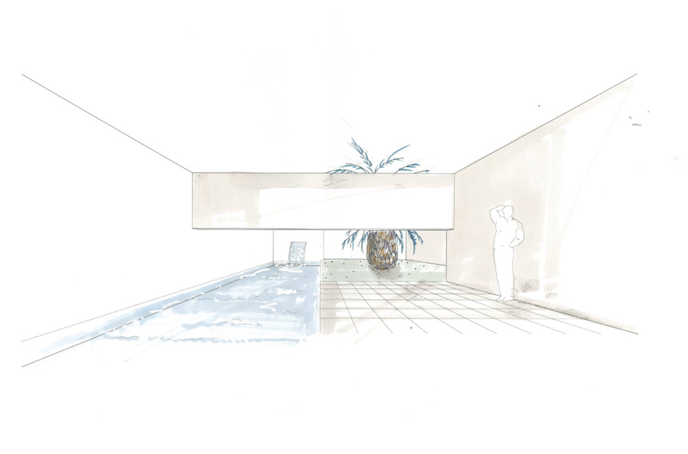 LIAISON HOUSE: Image drawing