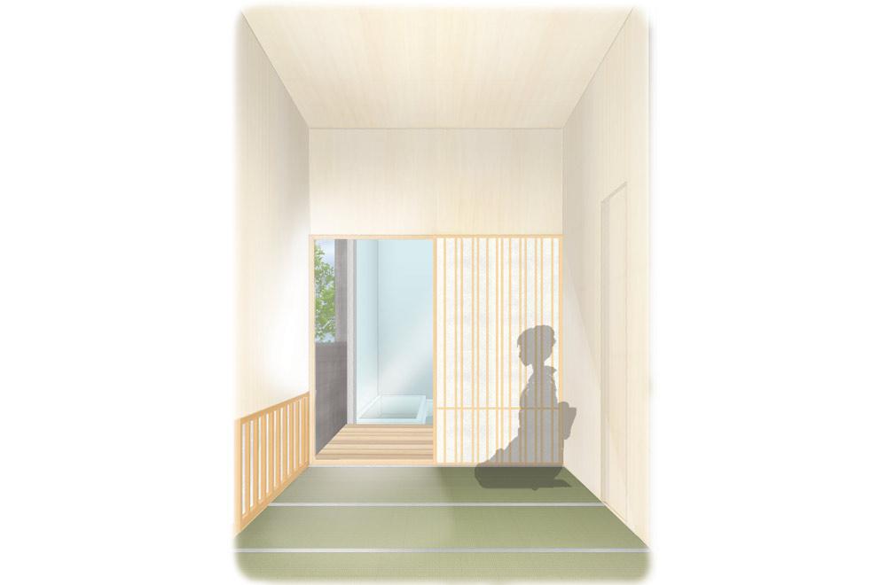 TSUNAGU: Image drawing