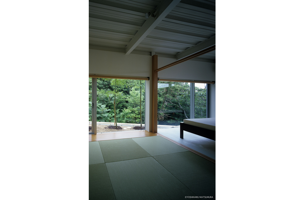 L&S: Japanese-style room