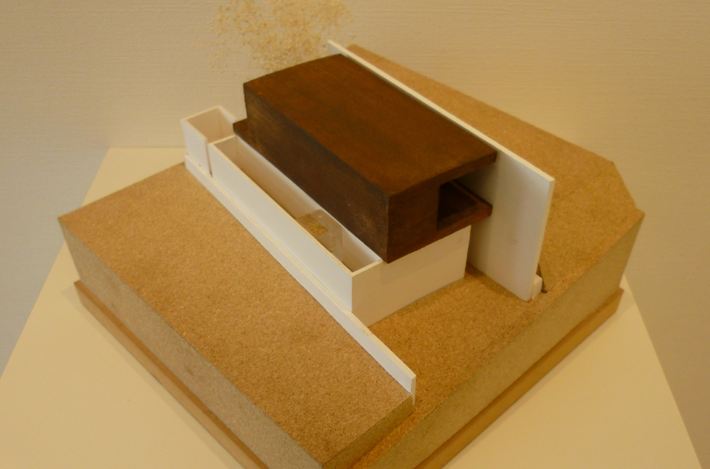 HOUSE WITH MAPLE TREE: Construction modeling