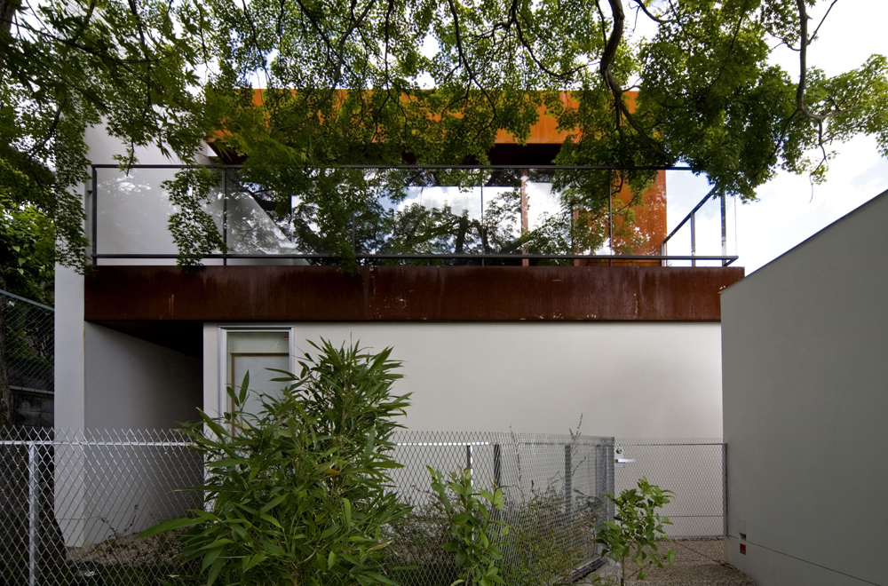 HOUSE WITH MAPLE TREE: Appearance