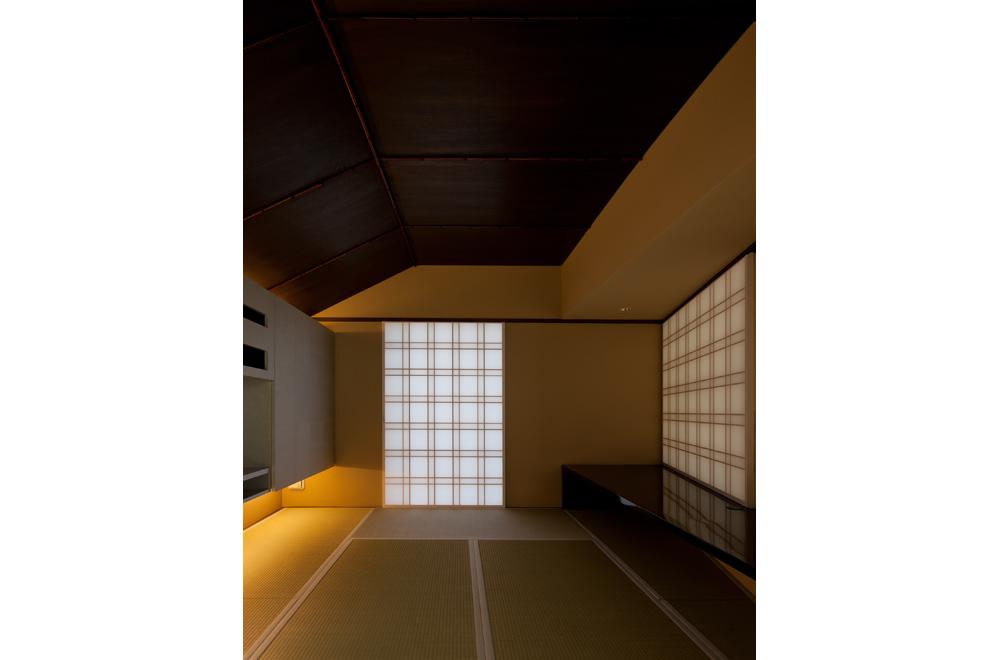 LIGHT SCREEN: Japanese-style room