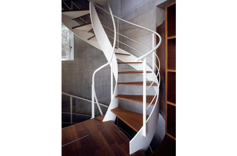 KURAKUEN VIEW: Stairs