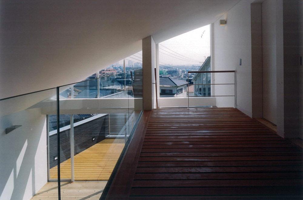HOUSE IN SANJYO: Loft