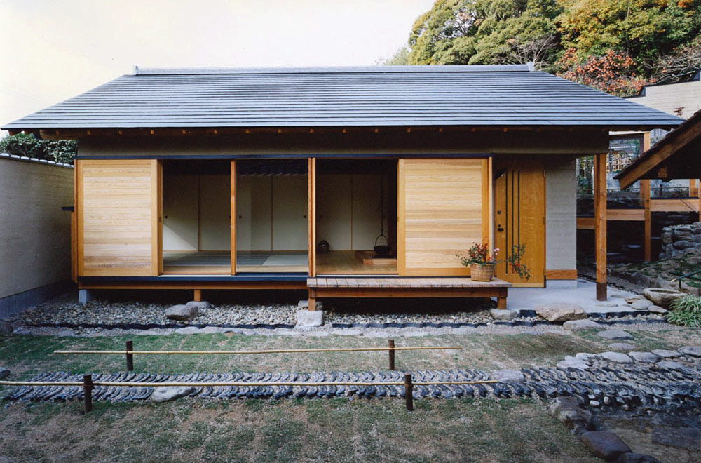 HOUSE IN INAGAWA: Appearance