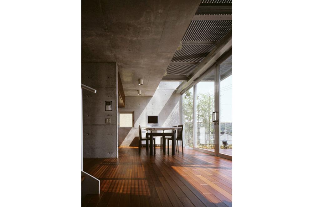KURAKUEN VIEW: Living room