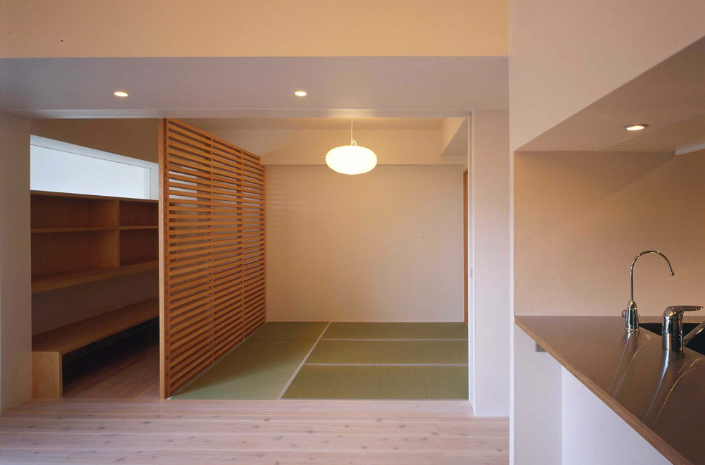 S-HOUSE: Japanese-style room