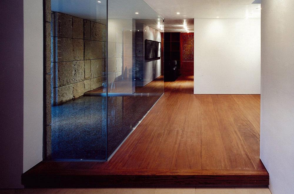 OKUIKE SUMMER HOUSE: Entrance
