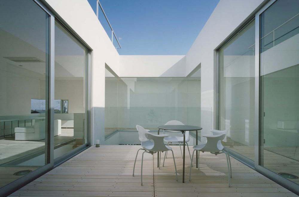 HOUSE IN TEZUKAYAMA: Open space