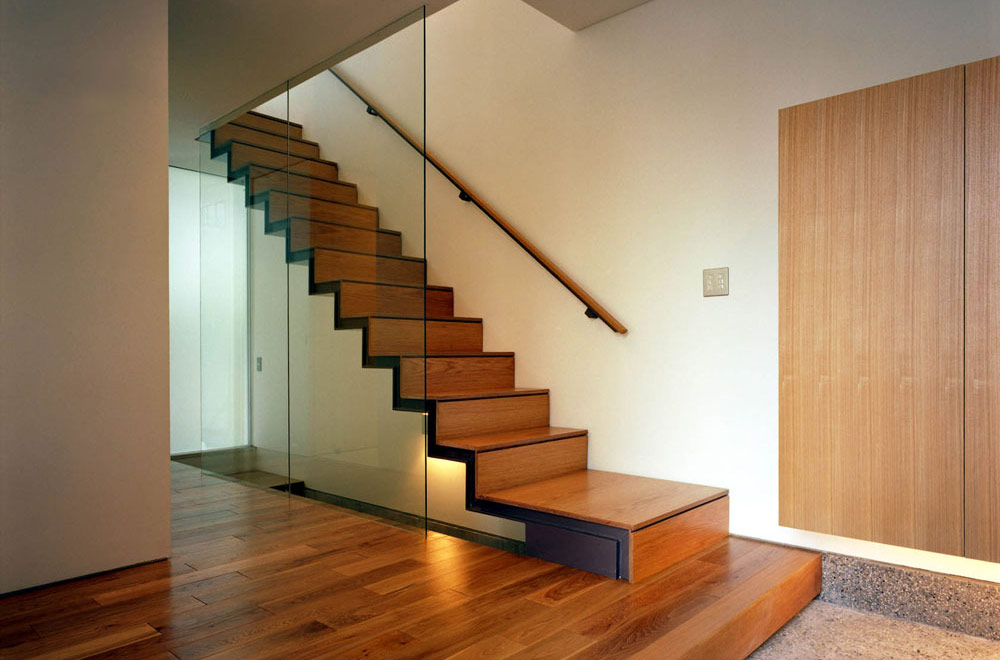 HOUSE IN MOTOYAMA: Stairs