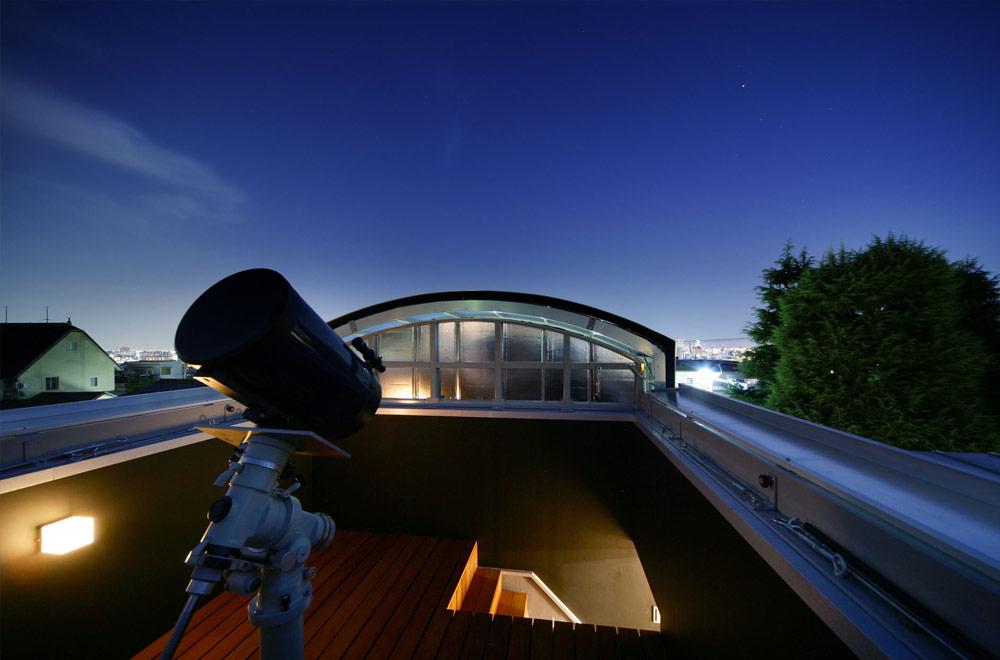 STAR HOUSE: Planetarium