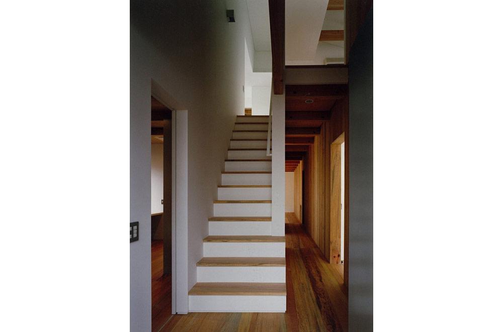 HOUSE IN YASHIKITHOU: Stairs