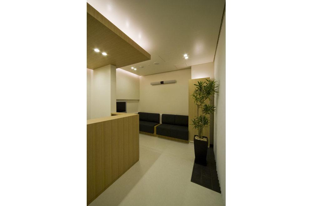SASAKI CLINIC: Waiting room