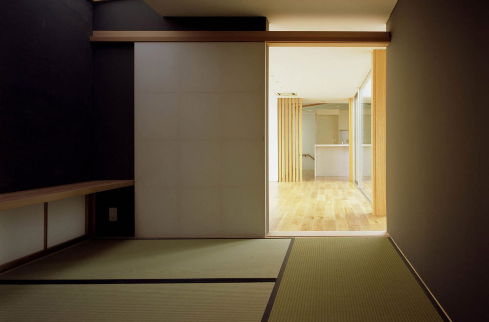HOUSE IN MOTOYAMA: Japanese-style room