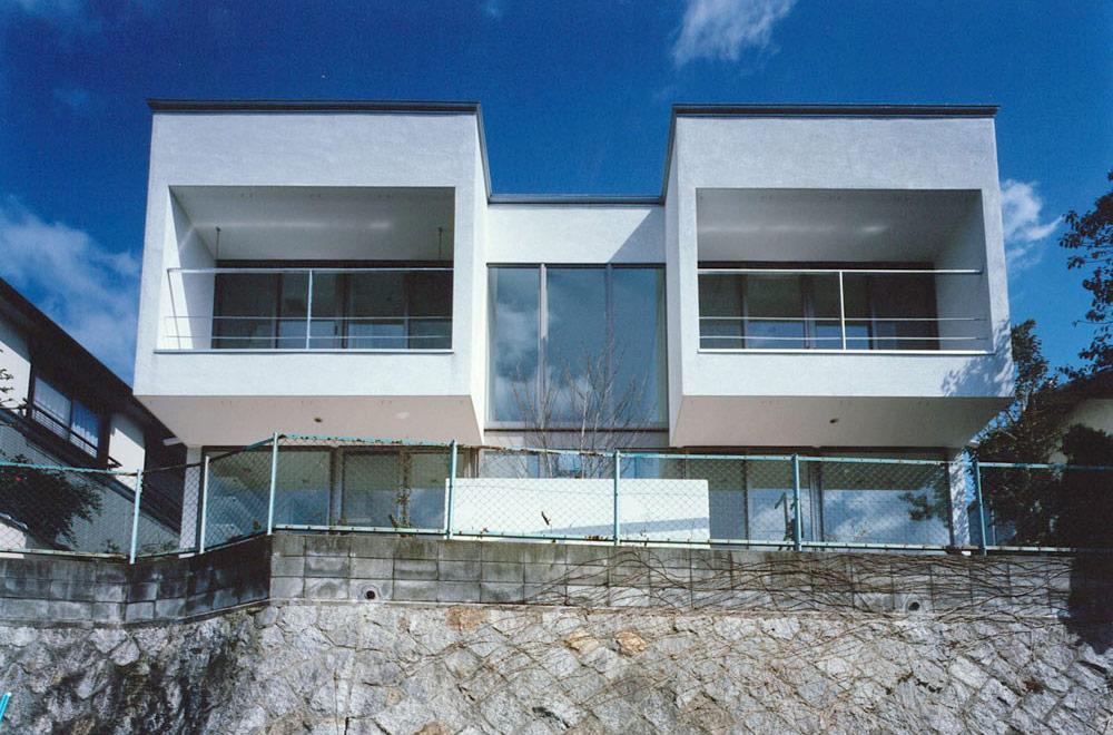 HOUSE IN NANPEIDAI: Appearance