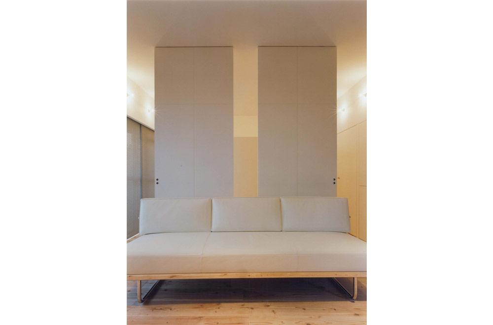 K-HOUSE: Living room
