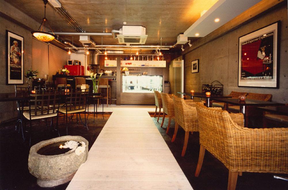 CAFE LA CERISE: Introspection