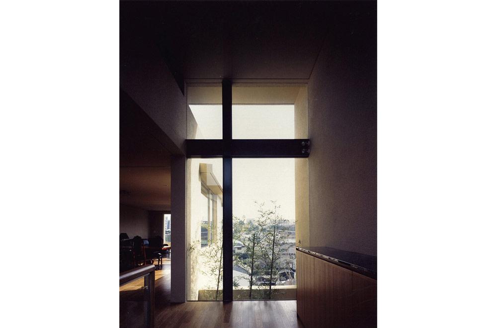 I-HOUSE: Living room