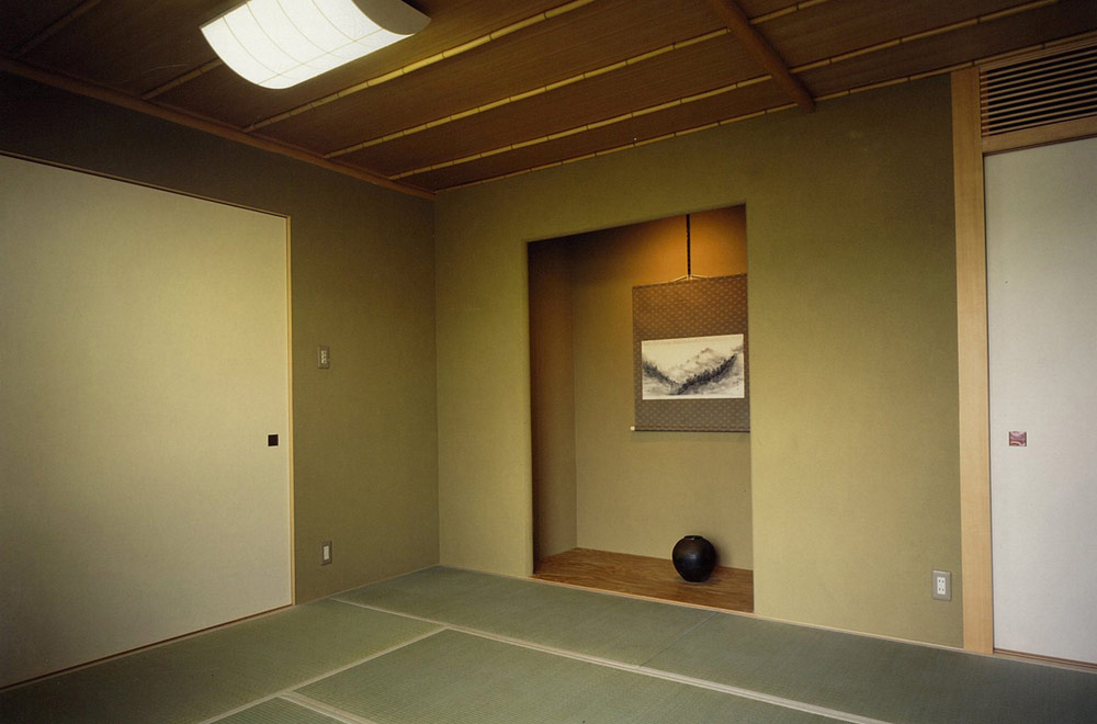 I-HOUSE: Japanese-style room